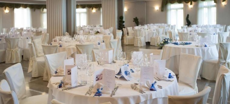 Hotel Cavalieri: Salle de Banquet BRA - CUNEO