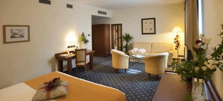 Hotel Cavalieri: Bedroom BRA - CUNEO
