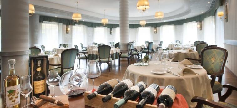 Hotel Cavalieri: Restaurant BRA - CUNEO