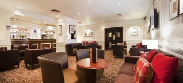 Hotel The Bradford: Bar BRADFORD