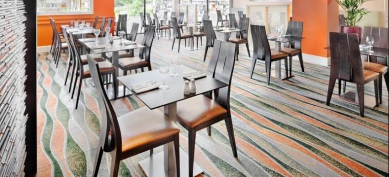 Hotel The Bradford: Restaurant BRADFORD