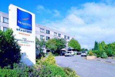Hotel Novotel: Esterno BRADFORD