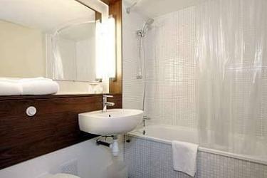 Hotel Novotel: Guest Room BRADFORD