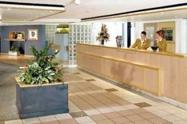 Hotel Novotel: Lobby BRADFORD