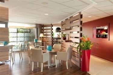 Hotel Novotel: Lounge Bar BRADFORD