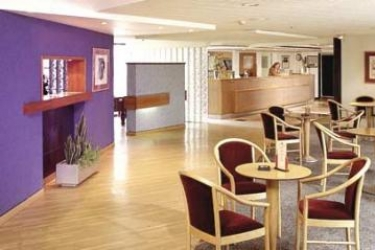Hotel Novotel: Ristorante BRADFORD