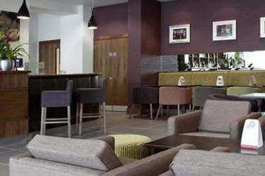 Hotel Jurys Inn Bradford: Hotelhalle BRADFORD