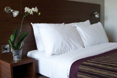 Hotel Jurys Inn Bradford: Schlafzimmer BRADFORD