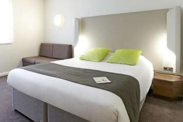 Campanile Hotel Bradford: Chambre d'amis BRADFORD