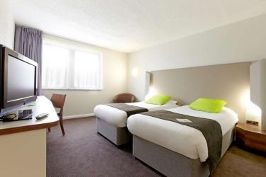 Campanile Hotel Bradford: Chanbre BRADFORD