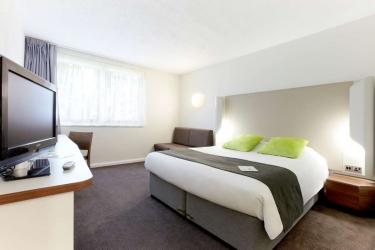 Campanile Hotel Bradford: Détail de l'hôtel BRADFORD