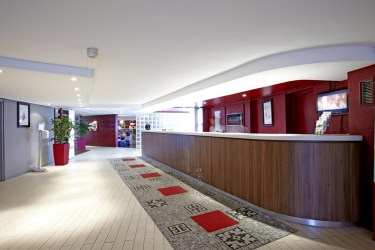 Campanile Hotel Bradford: Reception BRADFORD