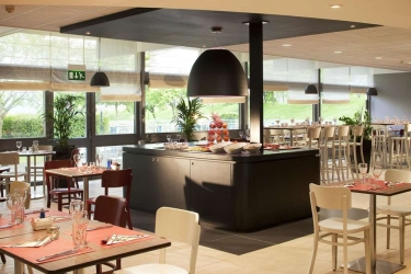 Campanile Hotel Bradford: Restaurant BRADFORD