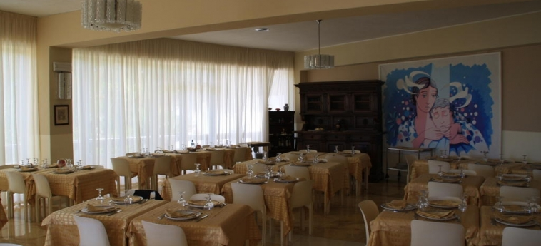 Villaggio Club Altalia Hotel & Residence: Ristorante BRANCALEONE - REGGIO CALABRIA
