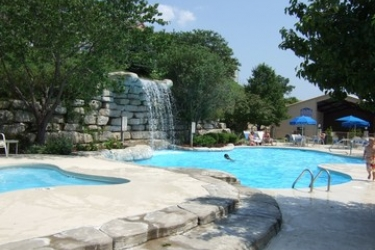 Hotel Westgate Branson Lakes At Emerald Pointe: Außenschwimmbad BRANSON (MO)
