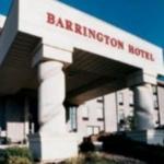 BARRINGTON HOTEL & SUITES 3 Sterne