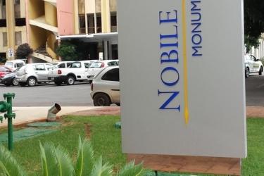 Hotel Nobile Suites Monumental: Außen BRASILIA