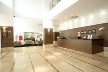 Hotel Nobile Suites Monumental: Hotelhalle BRASILIA