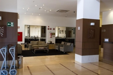 Hotel Nobile Suites Monumental: Konferenzraum BRASILIA