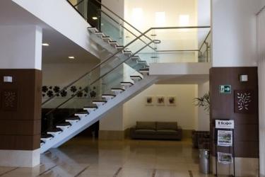 Hotel Nobile Suites Monumental: Lobby BRASILIA