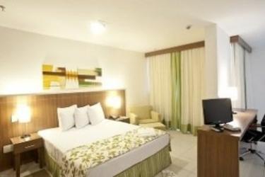 Hotel Nobile Suites Monumental: Schlafzimmer BRASILIA