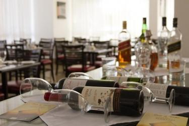 Hotel Nobile Suites Monumental: Bar BRASILIA