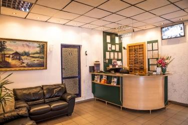 Adabelle Hostel : Reception BRASOV