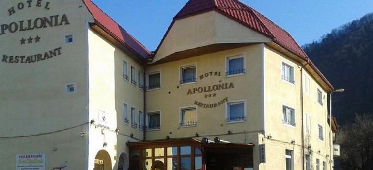Hotel Apollonia: Fassade BRASOV