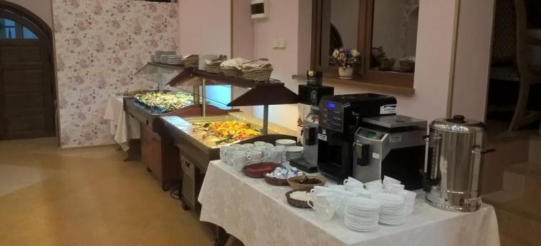 Hotel Apollonia: Frühstücksbereich BRASOV