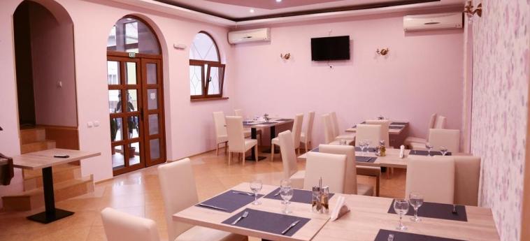 Hotel Apollonia: Frühstücksraum BRASOV