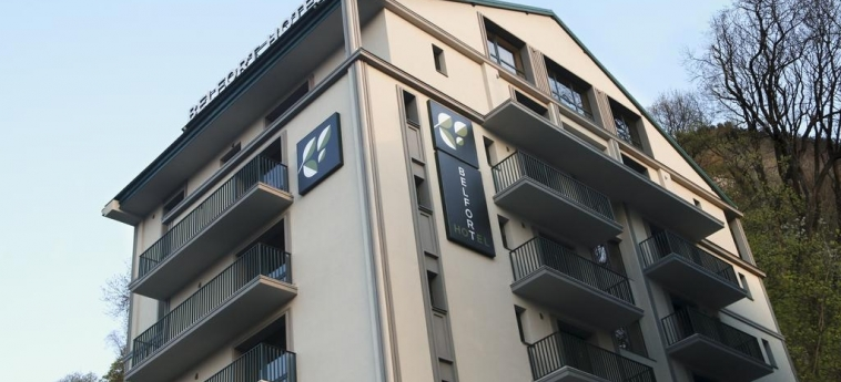 Hotel Belfort : Exterior BRASOV
