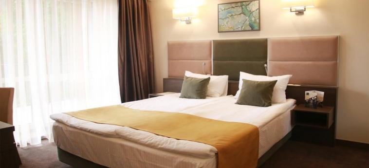 Hotel Belfort : Chambre Double BRASOV