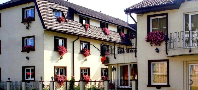 Hotel Pensiunea Luiza: Esterno BRASOV