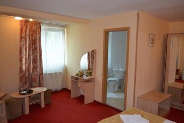 Hotel City Center: Doppelzimmer BRASOV