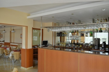 Hotel City Center: Innen Bar BRASOV