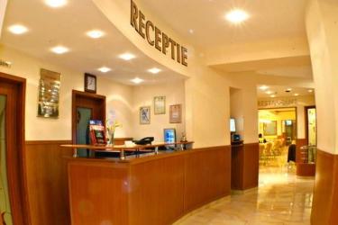 Hotel City Center: Lobby BRASOV
