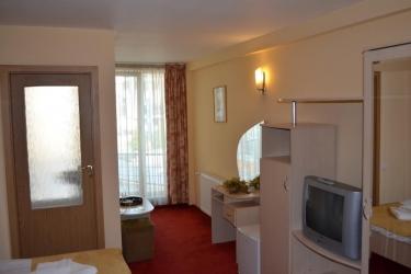 Hotel City Center: Schlafzimmer BRASOV