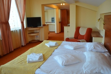 Hotel City Center: Suite BRASOV