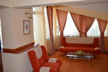 Hotel City Center: Zimmer Suite BRASOV