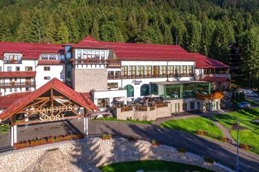 Ana Hotels Sport Poiana Brasov: Facade BRASOV