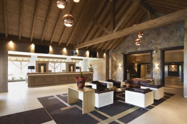Ana Hotels Sport Poiana Brasov: Reception BRASOV