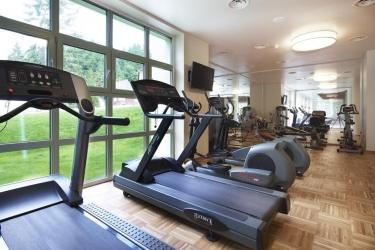 Ana Hotels Sport Poiana Brasov: Salle de Gym BRASOV