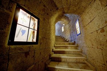 House Of Dracula: Escalinata BRASOV