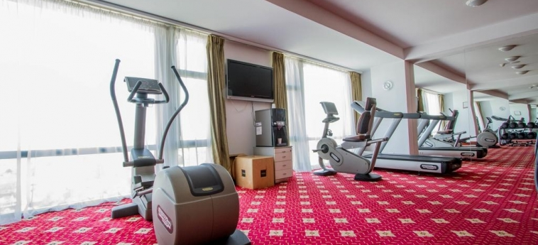 Hotel Ramada Brasov: Salle de sport BRASOV