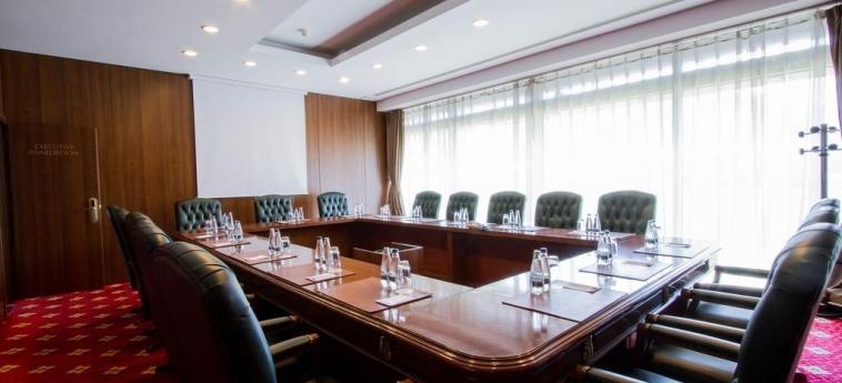 Hotel Ramada Brasov: Salle meeting BRASOV
