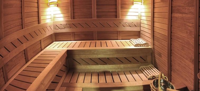 Hotel Ramada Brasov: Sauna BRASOV