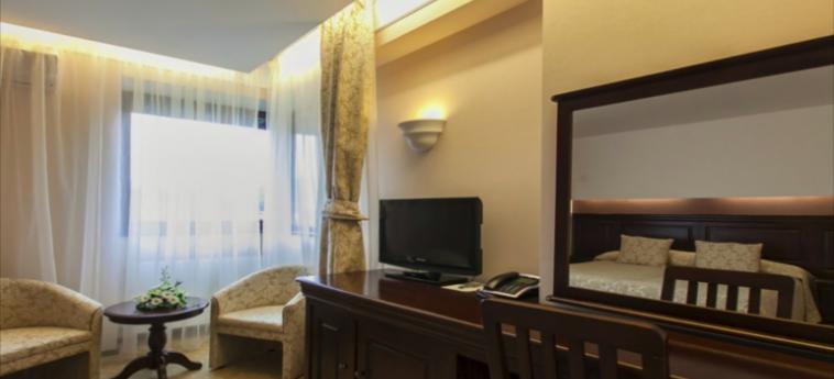 Hotel Alpin Resort: Dettagli Strutturali BRASOV