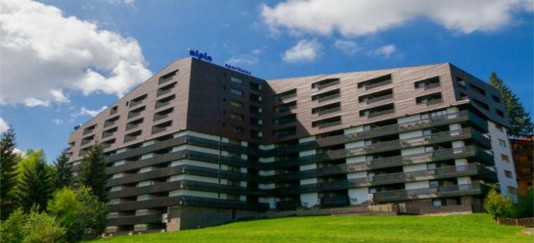 Hotel Alpin Resort: Extérieur BRASOV