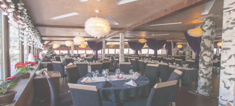 Hotel Alpin Resort: Restaurant BRASOV