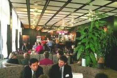 Hotel Bratislava : Lounge Bar BRATISLAVA
